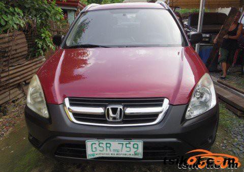 Honda Cr-V 2003 - 1