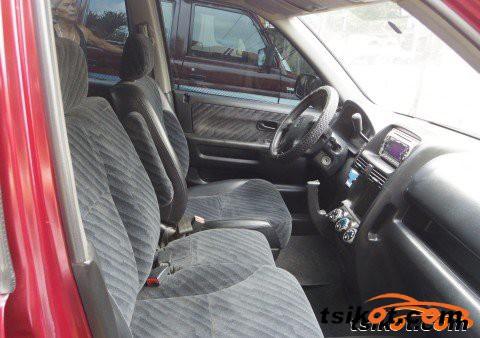 Honda Cr-V 2003 - 3