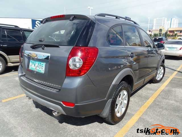 Chevrolet Captiva 2008 - 2