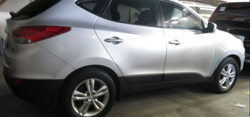 Hyundai Tucson 2010 - 2