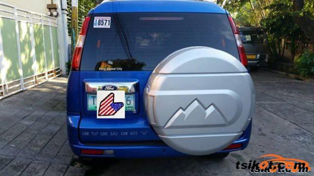 Ford Everest 2012 - 3