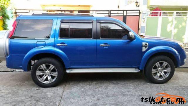 Ford Everest 2012 - 4