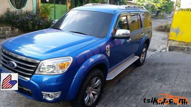 Ford Everest 2012 - 6