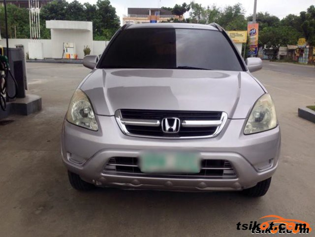 Honda Cr-V 2002 - 5