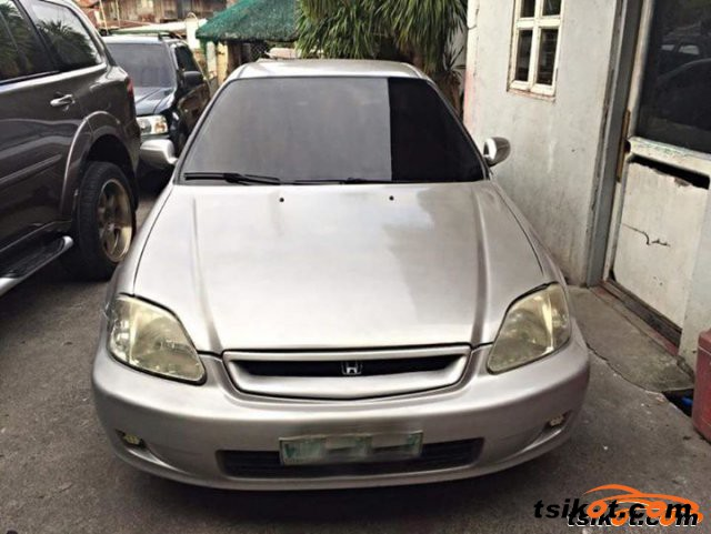 Honda Civic 1999 - 6