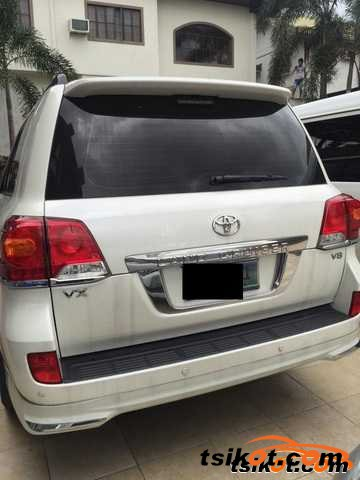 Toyota Land Cruiser 2013 - 3