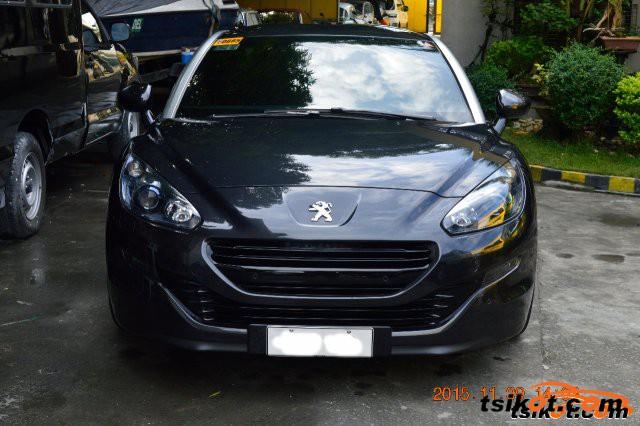 Peugeot Rcz 2014 - 2