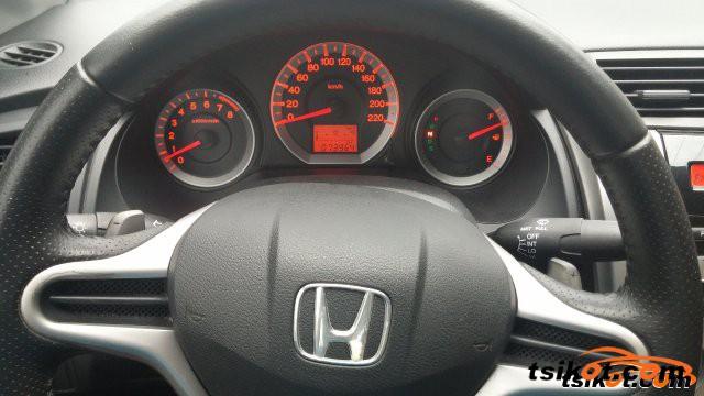 Honda City 2009 - 6