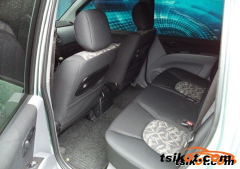 Hyundai Matrix 2005 - 1