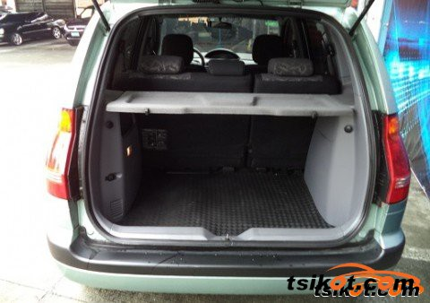 Hyundai Matrix 2005 - 4