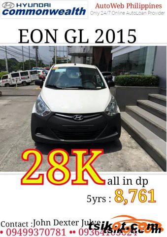 Hyundai Eon 2015 - 1