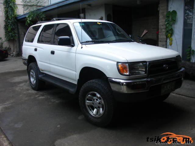 Toyota 4Runner 1997 - 1