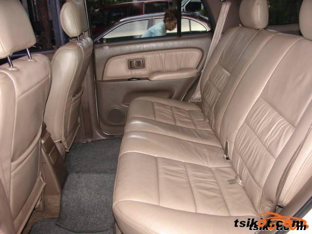 Toyota 4Runner 1997 - 2