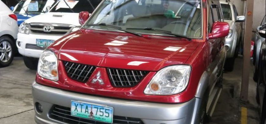 Mitsubishi Adventure 2006 - 6