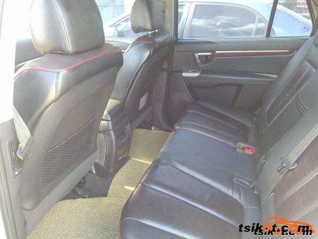 Hyundai Santa Fe 2009 - 3