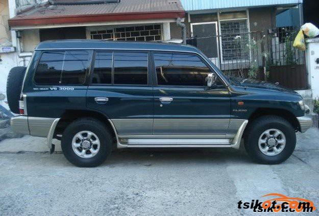 Mitsubishi Pajero 1999 - 4