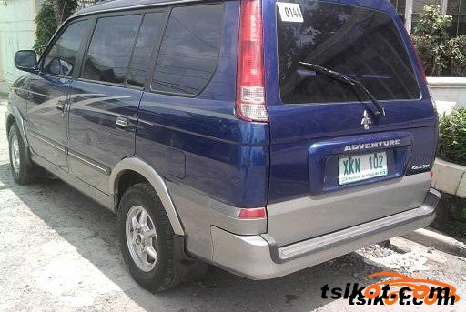 Mitsubishi Adventure 2003 - 6
