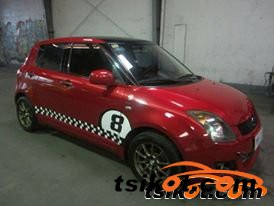 Suzuki Swift 2009 - 1