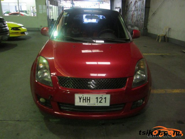Suzuki Swift 2009 - 2