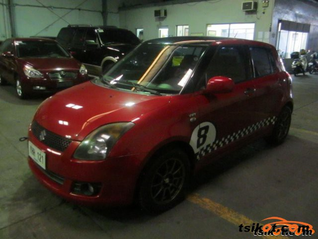 Suzuki Swift 2009 - 3