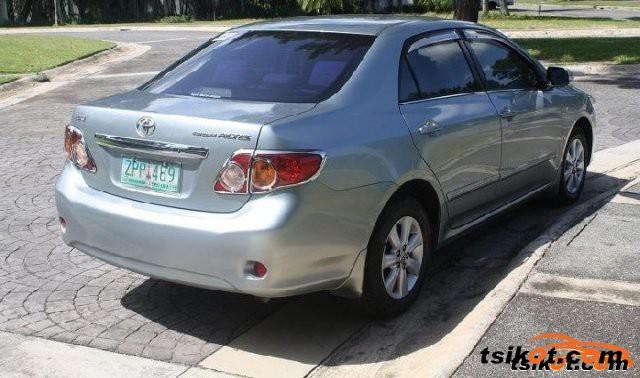 Toyota Corolla 2008 - 4