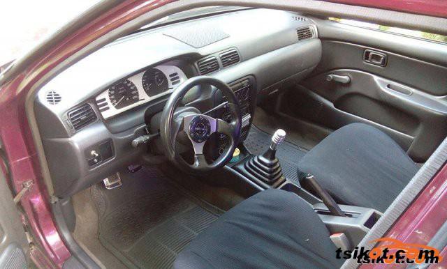 Nissan Sentra 1999 - 5