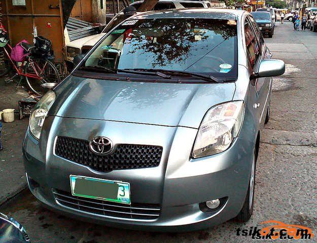 Toyota Yaris 2007 - 1