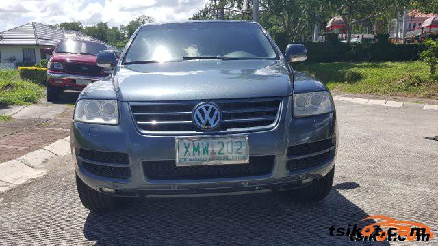 Volkswagen Touareg 2004 - 12