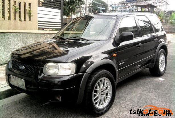 Ford Escape 2004 - 5