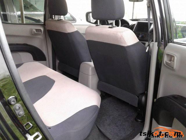 Mitsubishi Strada 2009 - 4