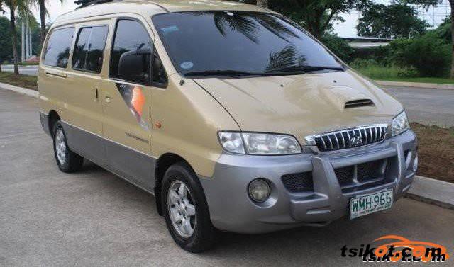 Hyundai Starex 2000 - 5