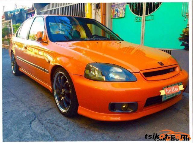 Honda Civic 1999 - 5