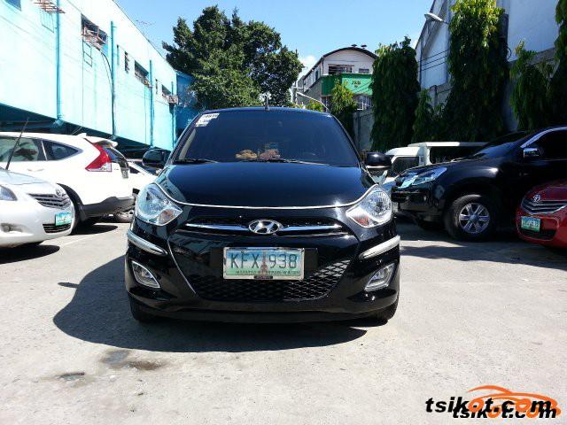 Hyundai I10 2012 - 2