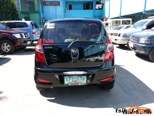 Hyundai I10 2012 - 5