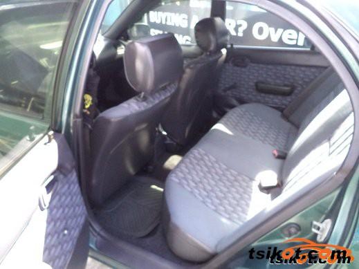 Toyota Corolla 1996 - 2
