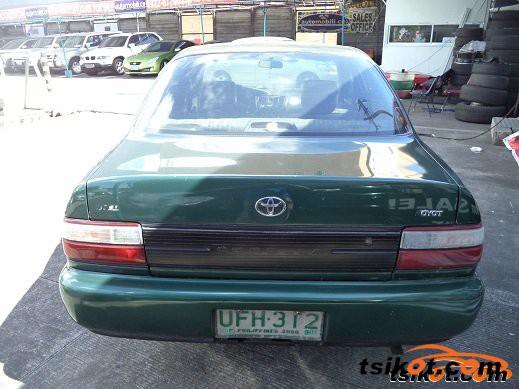 Toyota Corolla 1996 - 5