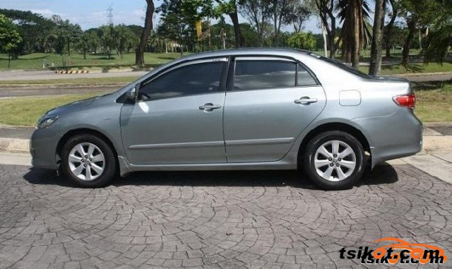 Toyota Corolla 2008 - 1
