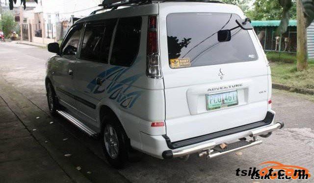 Mitsubishi Adventure 2005 - 5
