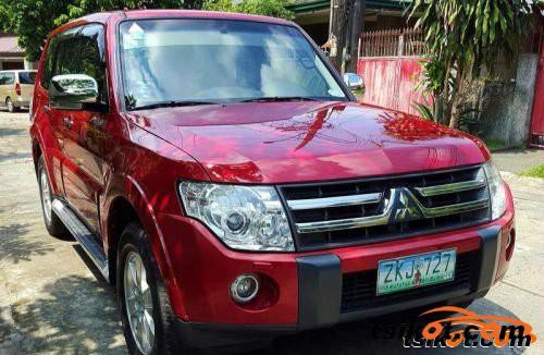 Mitsubishi Pajero 2007 - 1
