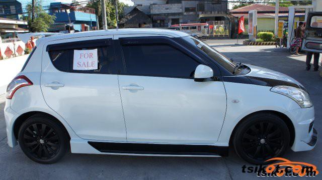 Suzuki Swift 2012 - 2