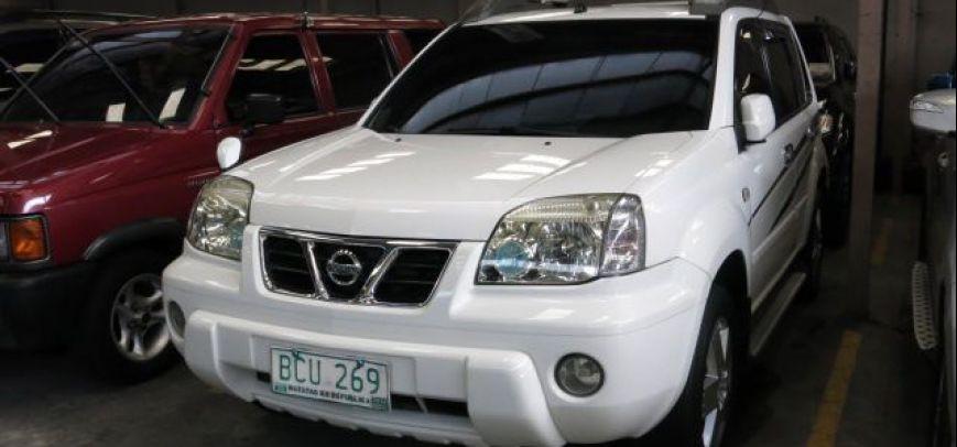 Nissan X-Trail 2006 - 7