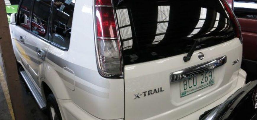 Nissan X-Trail 2006 - 8