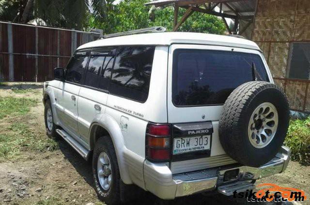 Mitsubishi Pajero 2006 - 4