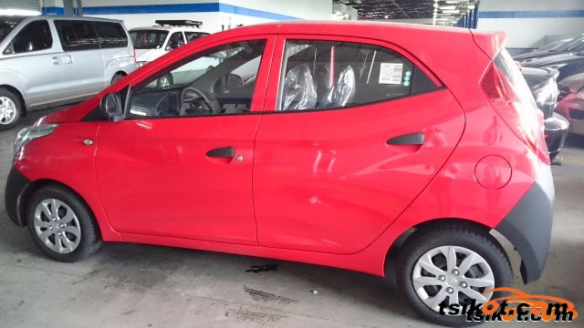 Hyundai Eon 2015 - 3