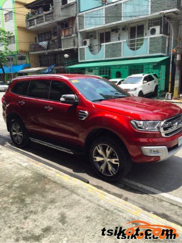 Ford Everest 2015 - 4