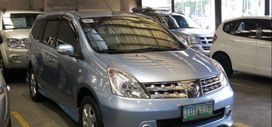 Nissan Grand Livina 2010 - 7