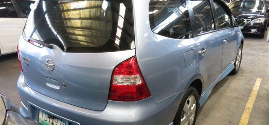 Nissan Grand Livina 2010 - 8