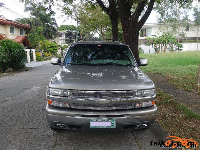 Chevrolet Suburban 2001 - 1