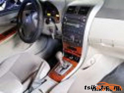 Toyota Vios 2009 - 3