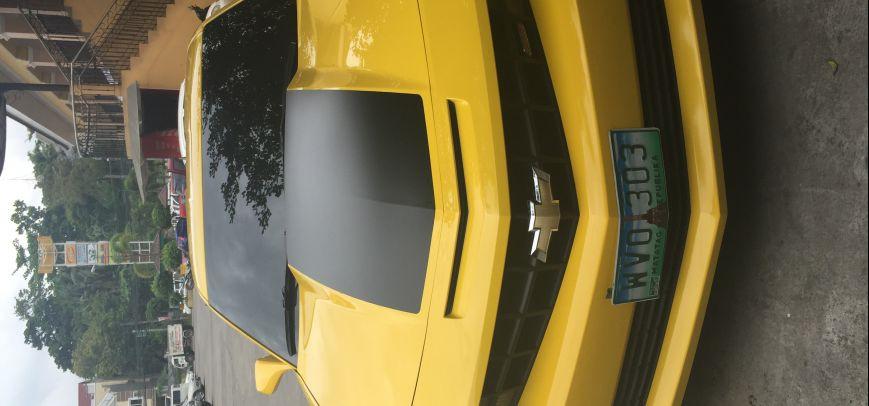 Chevrolet Camaro 2013 - 1